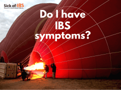 do I have IBS symptoms