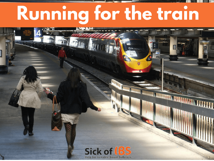 Running for the train with IBS-D