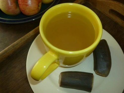 banana brew for IBS-C