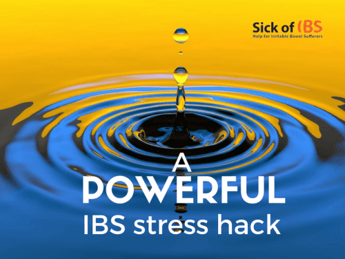 IBS stress hack