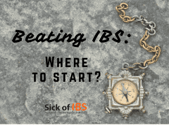 Beating IBS: Where to start