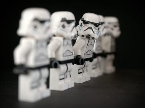 Leaky gut and the stormtroopers in the immune system