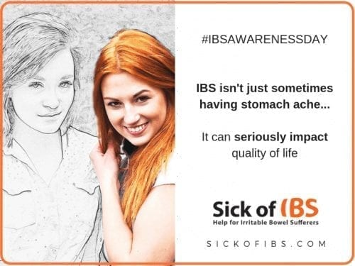 IBS awareness