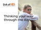IBS: Thinking your way through the day