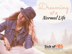 Dreaming of a normal life