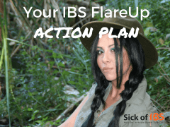 IBS flare- up action plan