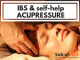 IBS symptoms and Acupressure