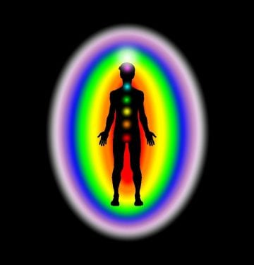 chakras and auras