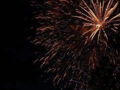 IBS mistakes: fireworks
