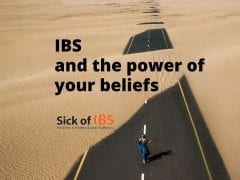 IBS and the power of your beliefs