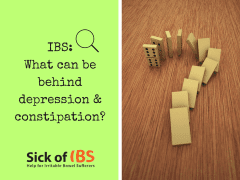 IBS, depression, constipation, your liver and gallbladder