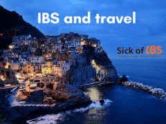 Improving IBS and travel