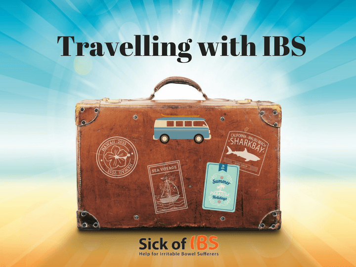 travelling with IBS