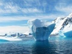 visible iceberg