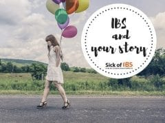 IBS and your story
