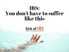 IBS: You don't have to suffer like this