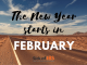 IBS: The New Year starts in February