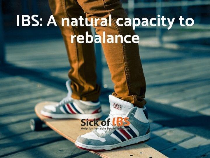 A natural capacity to rebalance