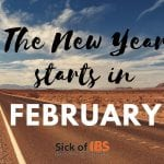 The New Year starts in February