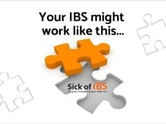 behind the symptoms your IBS might work like this