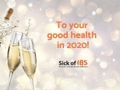 to your good health