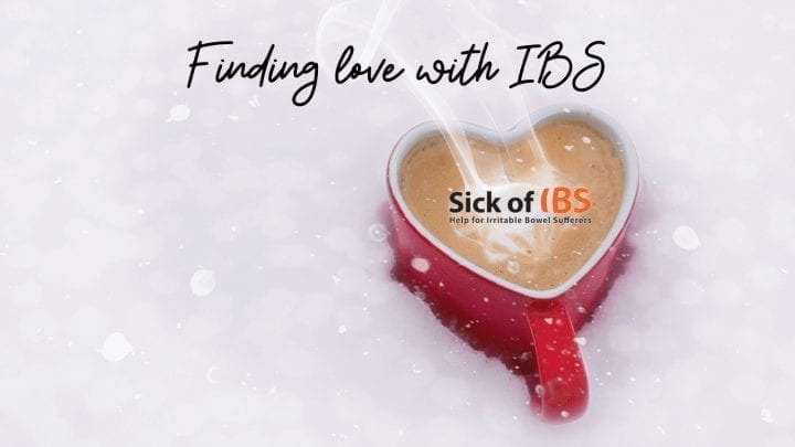 finding love with IBS